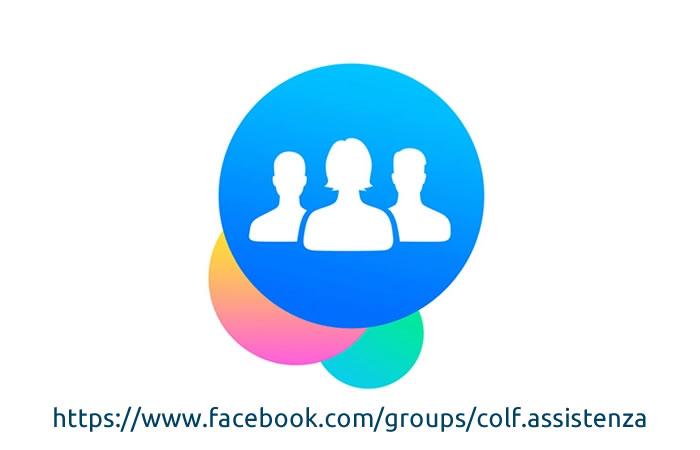 Facebook Group - Colf e Assistenza